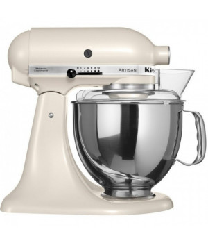 5KSM175PSELT Настольный миксер KitchenAid Artisan с откидным блоком,  латте